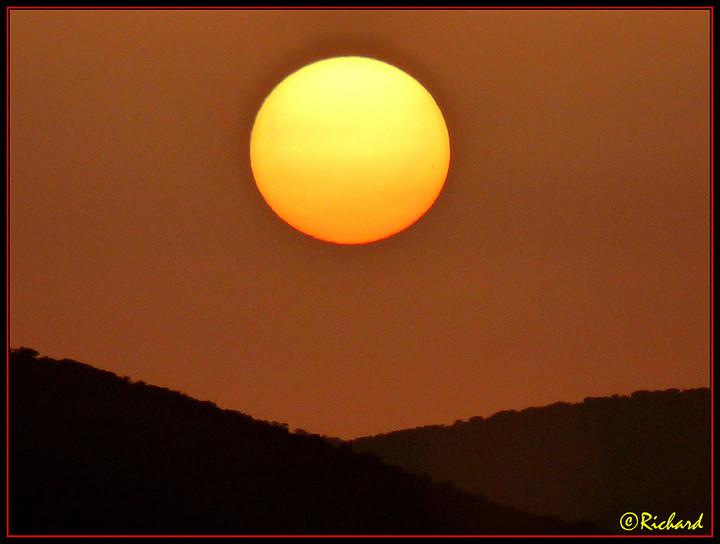 Richard pryor puesta de sol tira por favor