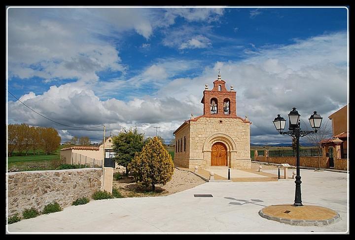 Resultado de imagen de Mata de Quintanar. Iglesia de Santa Águeda