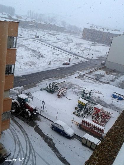 Fotos De Nieva En Molina De Aragón