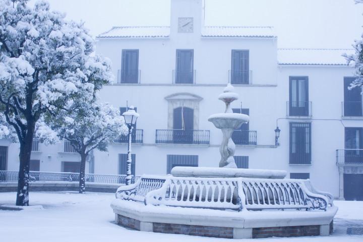 Fotos de estepa nevada - Fotos estepa sevilla ...
