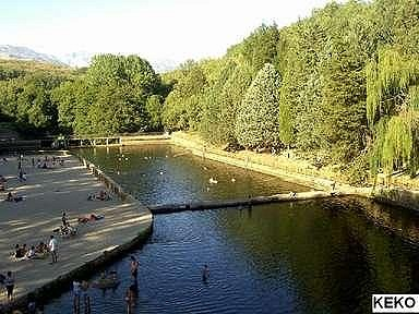 Fotos de piscina natural de jaraiz de la vera for Piscina natural jaraiz de la vera