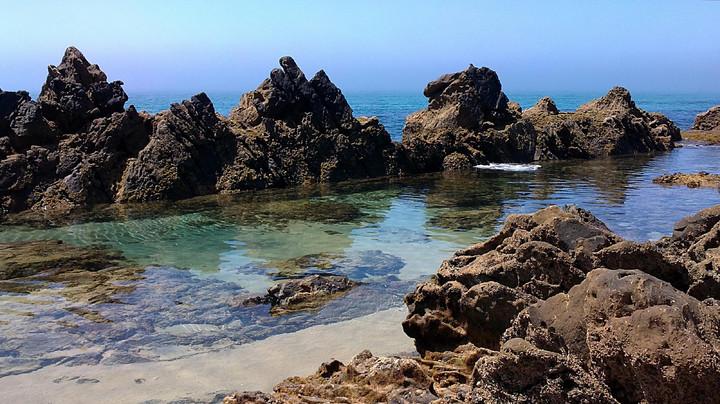 Fotos de playa de bolonia y piscinas de punta paloma for Piscinas naturales bolonia cadiz