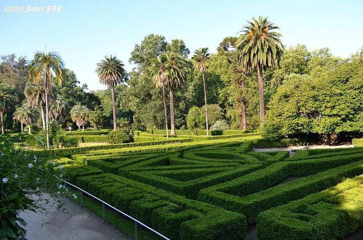 Fotos De Jardines Del Pazo Quiñones De León En El Parque De