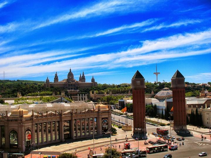 Fotos De Plaza Espa A De Barcelona Paris Y Granollers